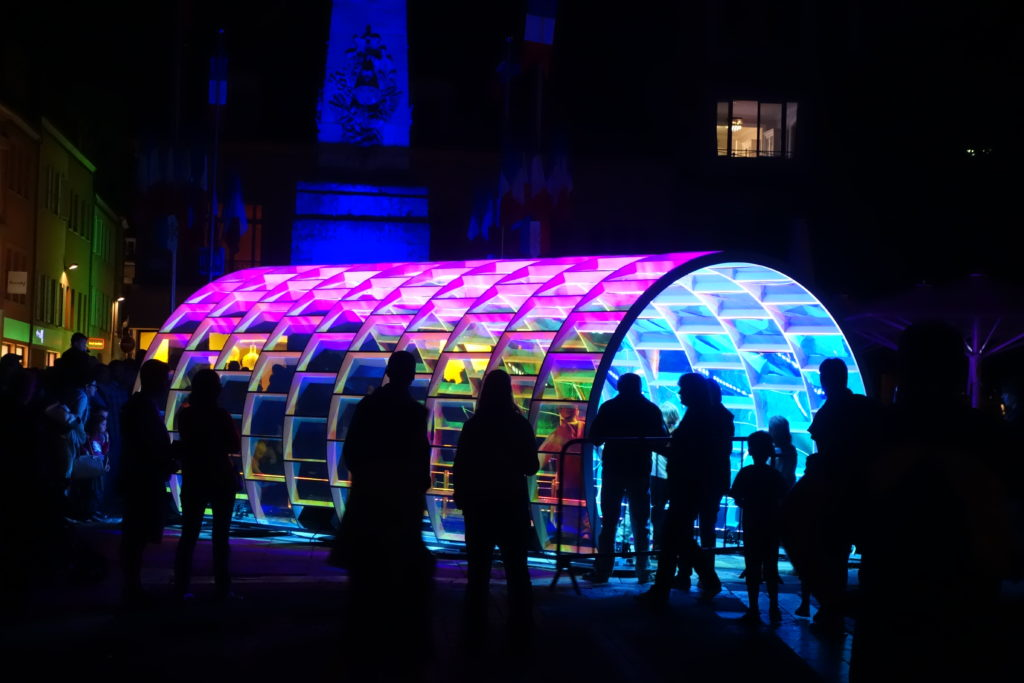 Fête de la Lumière - Chartres - 2014 DCI Event