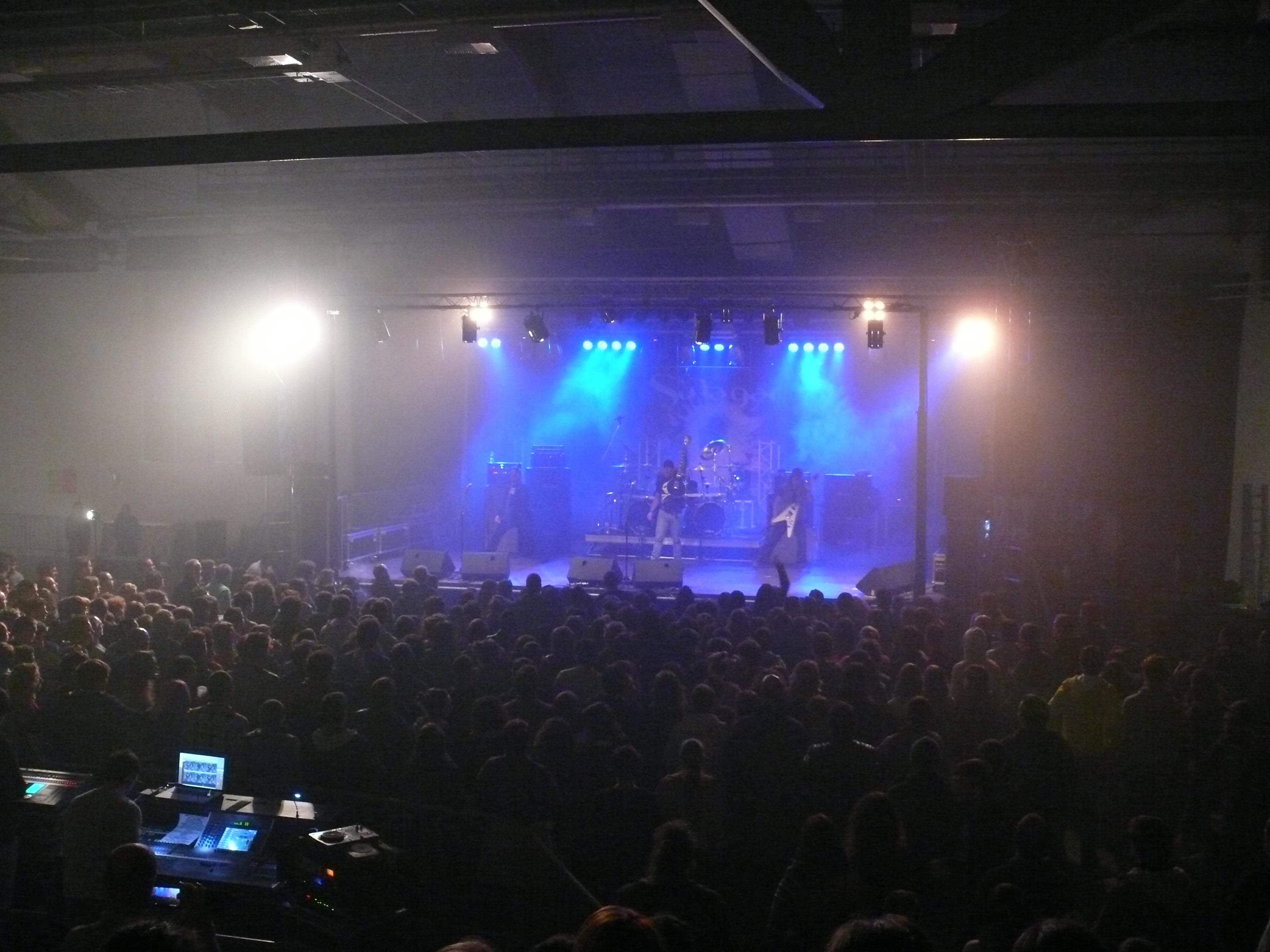 Su Ta Gar à Hasparren - 2012