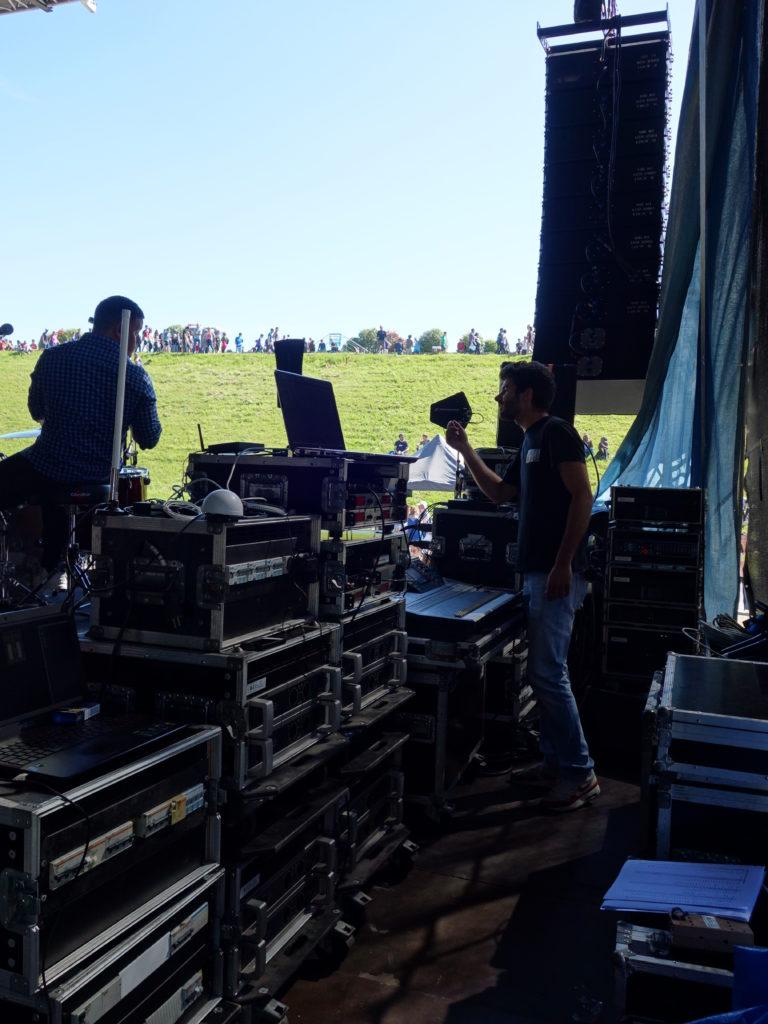 Sonorisation Nafarroa - Herri Urrats 2017 - DCI event