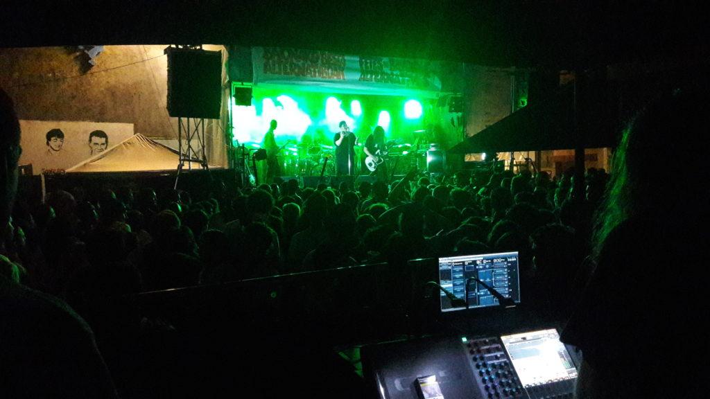 zea mays fêtes de bayonne 2018 concert